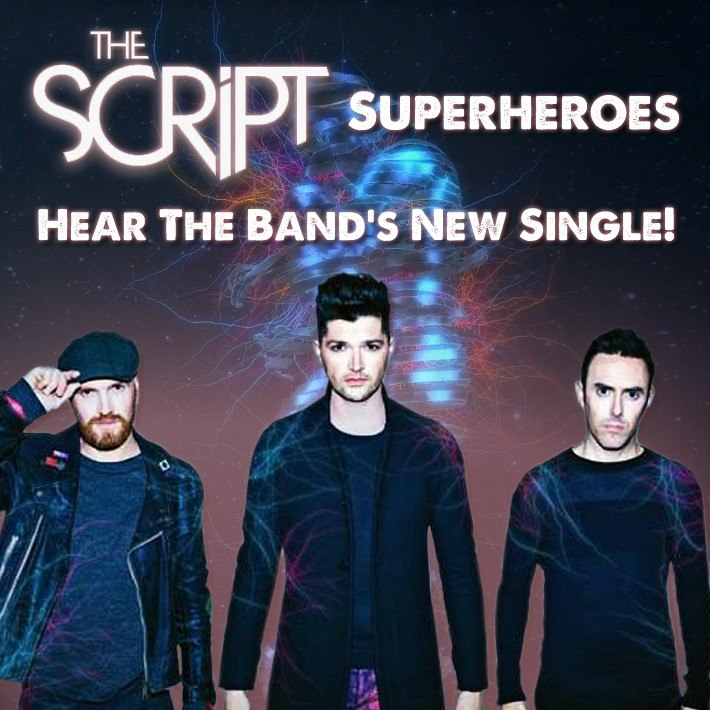 The Script - Superheroes 2 Европа Плюс