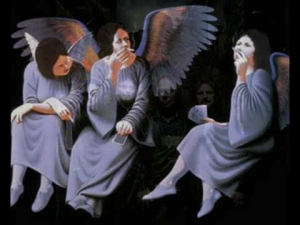Black Sabbath: Heaven And Hell [Lyrics]