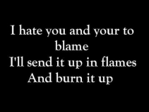 Saliva - Burn It Up          [With Lyrics]