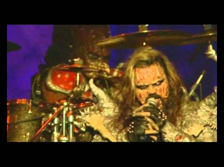 LORDI feat UDO-They Only Come Out At Night (Live Wacken 2008).mp4