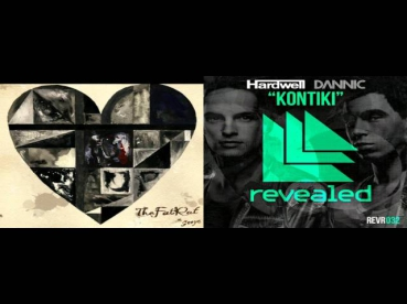 Hardwell & Dannic vs. Gotye feat. Kimbra - Kontiki I Used To Know (Mashup)