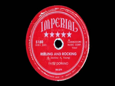 78 RPM: Fats Domino - Reeling And Rocking