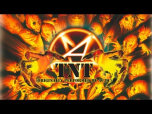 ANTHRAX - TNT (OFFICIAL AC/DC COVER)