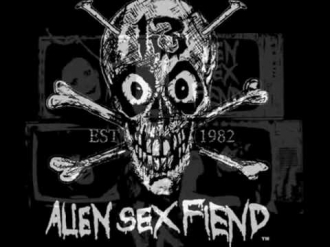 Alien Sex Fiend - Depravity Lane