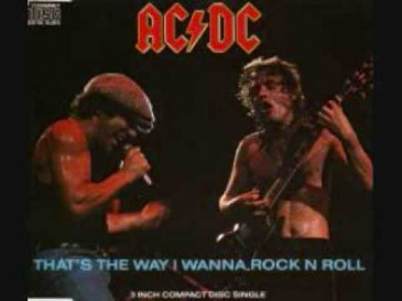 AC/DC Borrowed Time
