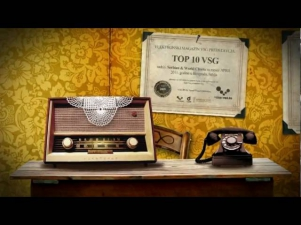Top 10 VSG Serbian Chart (April 2011) (Motion Graphics by BataBoza)