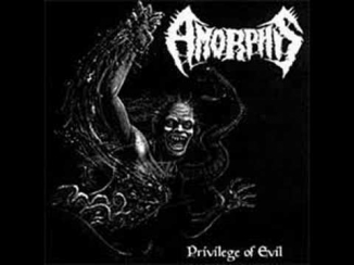 Amorphis - Vulgar Necrolatry (Abhorrence Cover)