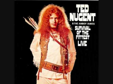 Ted Nugent & The Amboy Dukes - Prodigal Man