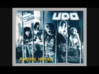 U.D.O. - Animal House [Anniversary Edition] (1987) [Complete Album]