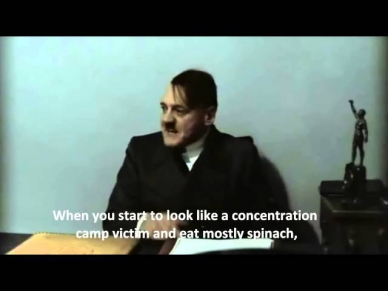Pros and Cons with Adolf Hitler: Ashtanga Yoga
