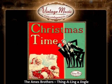 16The Ames Brothers    Thing A Ling a Jingle VintageMusic es