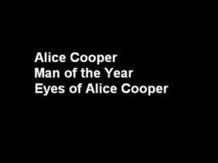 Alice Cooper - Man of The Year