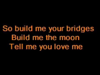 Build The Moon-Charlotte Sometimes lyrics
