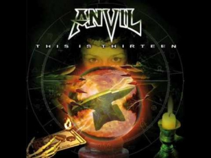Anvil - Fuel for the Fire