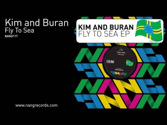 Kim And Buran - Fly To Sea