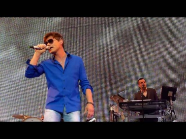 a-ha - Butterfly, Butterfly (The Last Hurrah) - Halle / Westfalen 24.07.2010, Farewell-Tour Germany