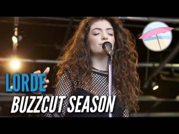 Lorde - Buzzcut Season (Live at the Edge)
