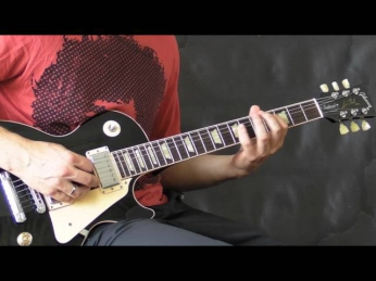 Led Zeppelin - Good Times, Bad Times - Rock Guitar Lesson