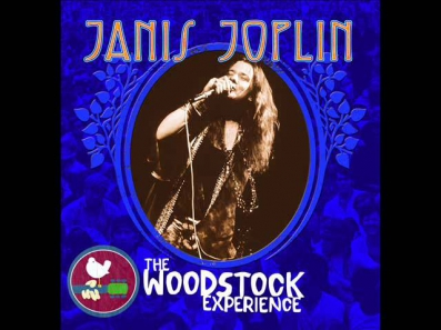 Janis Joplin(L) I love rock and Roll