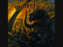 Motörhead See me Burning