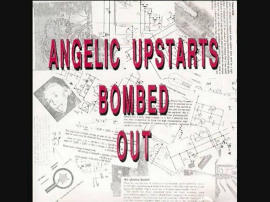 Angelic Upstarts - The Writing on the Wall
