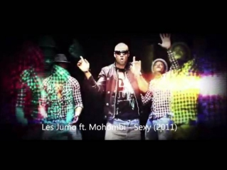 Les Jumo feat. Mohombi - SEXY (june 2011)