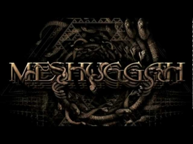 MESHUGGAH - Do Not Look Down (LYRIC VIDEO)