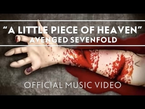 Avenged Sevenfold - A Little Piece Of Heaven [Official Music Video]