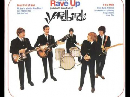 Yardbirds - New York City Blues