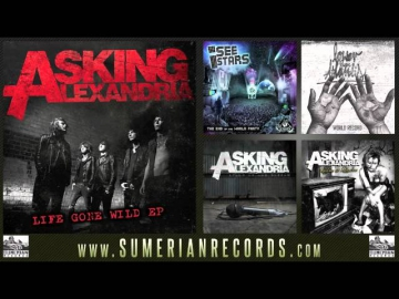 Asking Alexandria - Youth Gone Wild (Skid Row cover)