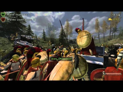 Mount and Blade:Full Invasion 2 Mod- Sparta vs Persia #3