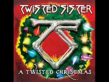 Twisted Sister - White Christmas