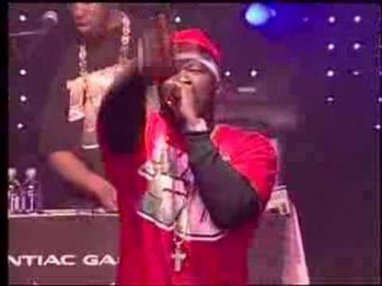 50 cent (feat akon)] i'll still kill (live at pontiac sounndstage)