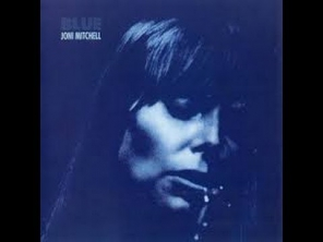 Joni Mitchell - Blue (full album)