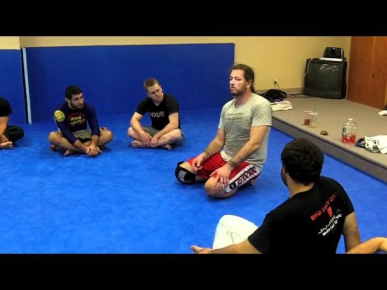 Matt Thornton on Self Defense - Self Defense Wareham MA