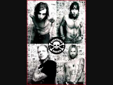 Backyard Babies I love to roll