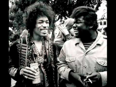 Jimi Hendrix - Hear my train a comin' (Alternate Version)