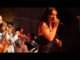 Don't phunk with my heart Jazz Dance Orchestra Live @ ЦДХ 20/04/2013