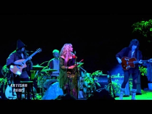 BLACKMORE'S NIGHT SHINES IN HOMETOWN LONG ISLAND GIG WITH DARKNESS, DANCER AND THE MOON
