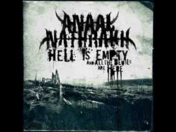 Anaal Nathrakh-Until The World Stops Turning