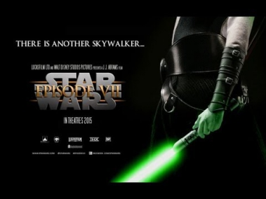 Star Wars Episode VII / Episode 7 Trailer - 2015 - Teaser Trailer - [HD] - BEST TRAILER