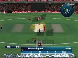 EA Sports Cricket 2013 2014 BBL 2 Patch by A2 Studios