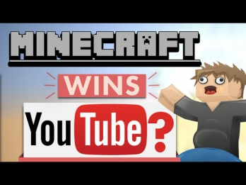 Minecraft Wins YouTube? - The Know