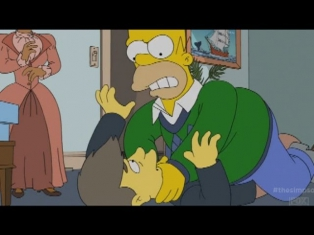 The Simpsons Full Episode 21 season 25 HD 1080i